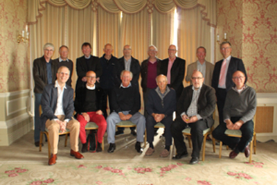 40 Year Town Planning Reunion at Headington Hill Hall