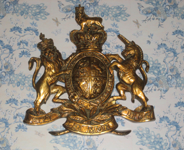The Royal Arms appear in every English and Welsh courtroom
