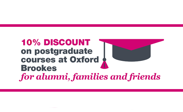 Postgraduate course discount