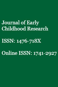 Practitioner involvement and support in children's learning during free play in two Norwegian kindergartens by Lisa Karlsen