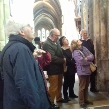 Brookes Society in Southwark Cathedral