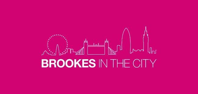 Brookes in the City