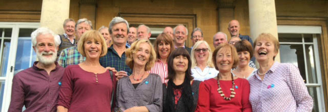 Reunion at Headington Hill Hall