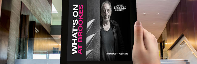 What's On At Brookes