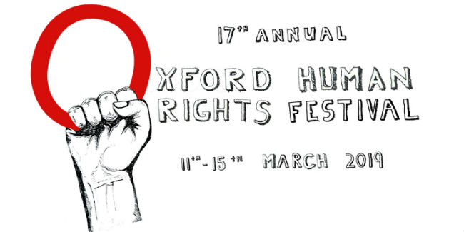 Oxford Human Rights Festival