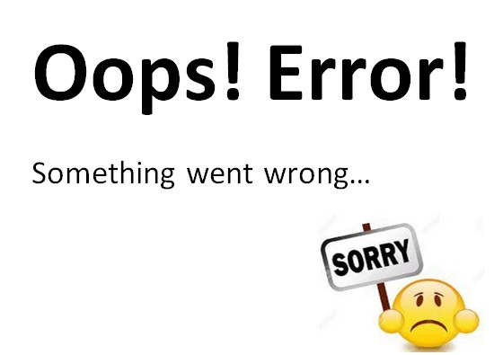 Error Log Image
